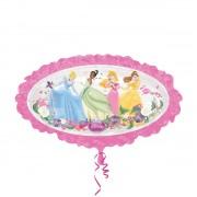 Balon jumbo folie metalizata cu printesele Disney 81cm