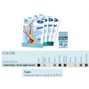 Desa Pharma Srl Sauber Collant 140 Denari Maglia Microrete Nero 4 Linea Classica