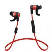 MAGNET 2.0 SZTEREO SPORT bluetooth headset - PIROS - V4.1+EDR, felvevő gomb, hangerő szabályzó