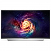 Televizor LG 55UG870V, 138 cm, LED, UHD, Curved, Smart TV 3D