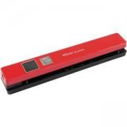 Преносим скенер IRIS IRISCard Anywhere5, A4, Червен, IRIS-SCAN-ANYWHERE5-RED