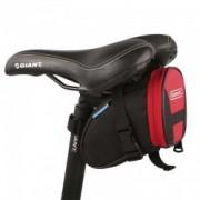 Husa Pentru Bicicleta Roswheel Saddle Bag - Rosu