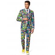 Vegaoo.es Disfraz Mr. Super Mario adulto Opposuits - M (EU 50)