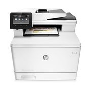 HP LaserJet Pro M477fnw Laser Multifunction Printer