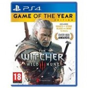 The Witcher 3 Wild Hunt Game of the Year PS4