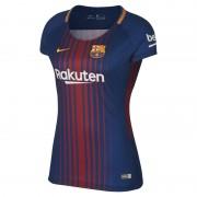 2017/18 FC Barcelona Stadium Home Damen-Fußballtrikot - Blau