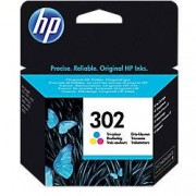 HP Cartucho de tinta original HP 302 tricolor