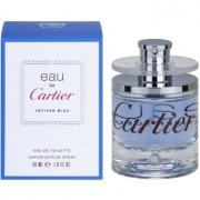 Cartier Eau de Cartier Vetiver Bleu eau de toilette unisex 50 ml