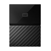 WD My Passport for Mac Portable WDBFKF0010BBK-WESE 1 TB Hard Drive - External - Portable