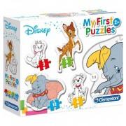 Puzzle Progresivo Dumbo Dalmata Bamby Leon - Clementoni