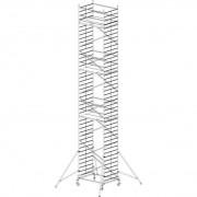 KRAUSE Hliníkové pojízdné lešení protec xxl 12,3 m
