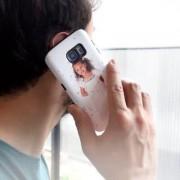 smartphoto Samsung Galaxy Skal S7 Edge - stötskyddande