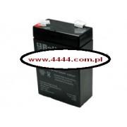 Akumulator BL628 LC-R062R4PG WP2.8-6P 2.8Ah 16.8Wh Pb 6.0V