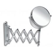 Oglinda extensibila FERRO, Titania, ø150 mm, Cromat