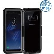 Samsung S8 Waterdichte Stofdichte Hoes IP68 Samsung Galaxy S8 Waterproof Shockproof Case Geheel Waterdicht en Rondom Bescherming Kleur Zwart