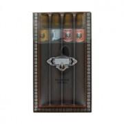 Fragluxe Cuba Gold Cuba Variety Set Includes All Four Sprays, Cuba Red, Cuba Blue, Cuba Gold And Cuba Orange Gift Set 458299