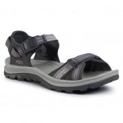 Сандали KEEN - Terradora II Open Toe Sandal 1022448 Dark Grey/Dawn Pink