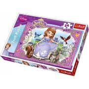 Trefl Disney Sofias Best Friends Maxi Puzzle