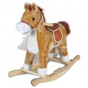 vidaXL Rocking Animal Horse