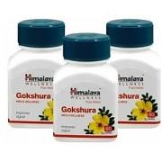 Himalaya Gokshura (Pack of 3) - 60 Capsules each (Ayurvedic)