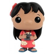 Funko Pop Disney Lilo and Stitch Lilo Vinyl Figure, Multi Color