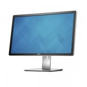 "DELL LCD Monitor 24"" P2415Q 3840x2160, 1000:1, 250cd, 8ms, DP, HDMI, mini Display Port, fekete"