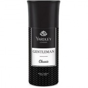 Yardley London Gentleman Classic and Royale Body Spray For Men 220ML Each Pack of 2