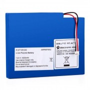Auna Batterie de rechange pour ghettoblaster Auna Soundstorm Lithium-Polymère