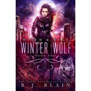 Winter Wolf, Paperback/Rj Blain