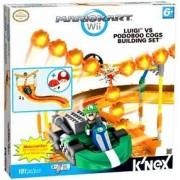 Nintendo Mario Kart Wii KNEX Exclusive Building Set #38438 Luigi vs. Podoboo Cogs