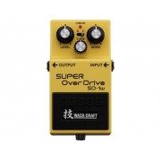 Boss Gitarreffekt Overdrive BOSS SD-1W