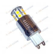 Lampadina e LED attacco G9 15xSMD5050 3watt 230lm