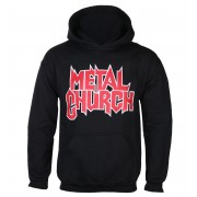 felpa con capuccio uomo Metal Church - THE DARK - PLASTIC HEAD - PH11496HSW