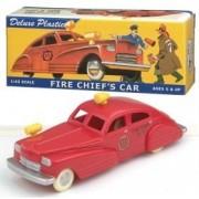 Dimestore Dreams 20020 Fire Chief's Car 1:43 plastic retro look
