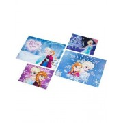 Puzzle 3D 4 in 1 Frozen Sambro