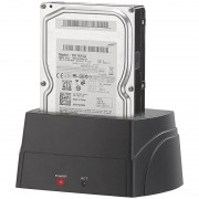 """Xystec USB-3.0-Dockingstation für alle SATA-Festplatten mit 2,5"""" und 3,5"""""""