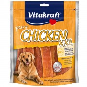Snacks Vitakraft CHICKEN Tiras de pollo XXL para perros - 250 g