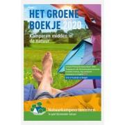 Natuurkampeerterrein Het Groene Boekje 2020 Campinggids Geen Kleur