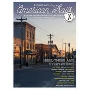 Tidningen American Trails 4 nummer
