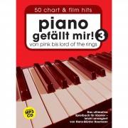 Bosworth Music - Piano gefällt mir! 50 Chart & Film Hits 3