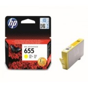 Cartus original HP 655 Yellow CZ112AE