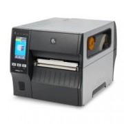 Zebra ZT421, 8 punti /mm (203dpi), Disp. (colour), RTC, EPL, ZPL, ZPLII, USB, RS232, BT, Ethernet, WLAN