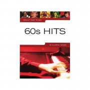 Music Sales Really Easy Piano - 60s Hits - 25 Classic Songs Notenbuch