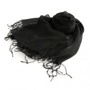 Sciarpa Alessia nera