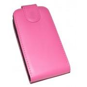 Калъф тип тефтер за Nokia Asha 301 Розов