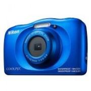 Nikon Appareil photo numérique compact NIKON COOLPIX W150 Bleu Backpack Kit