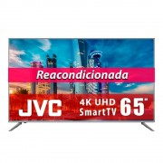 JVC TV JVC 65 Pulgadas 4K Smart TV LED LT65MA875 Reacondicionada