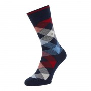 Burlington Socken aus Schurwollmischung