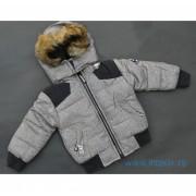 Zimska jakna Siva