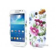 Husa din cauciuc/silicon Gigapack pentru Samsung Galaxy S4 mini (GT-I9190), alb